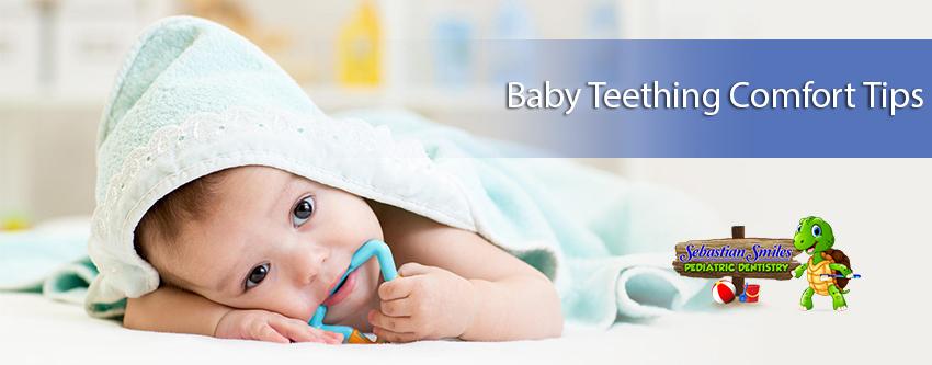 Baby-Teething-Comfort -Tips